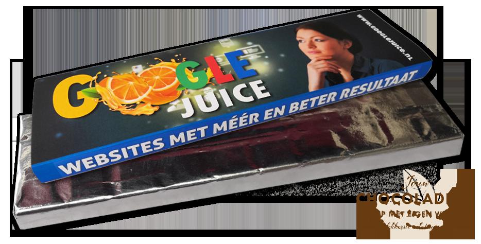 chocolade-reep-eigen-wikkel-googlejuice